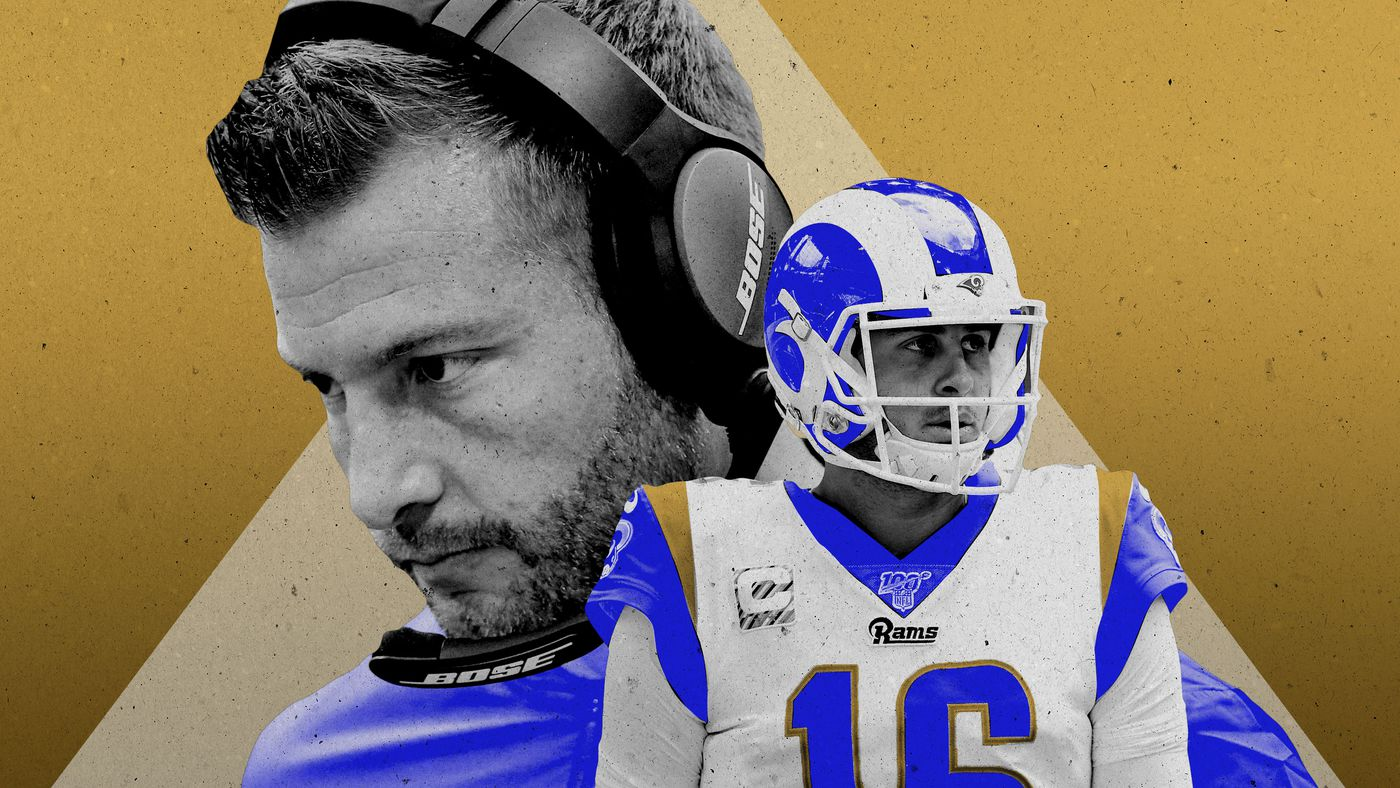Sean McVay's Magic Has Run Out. The Rams' Playoff Hopes Are in Danger.