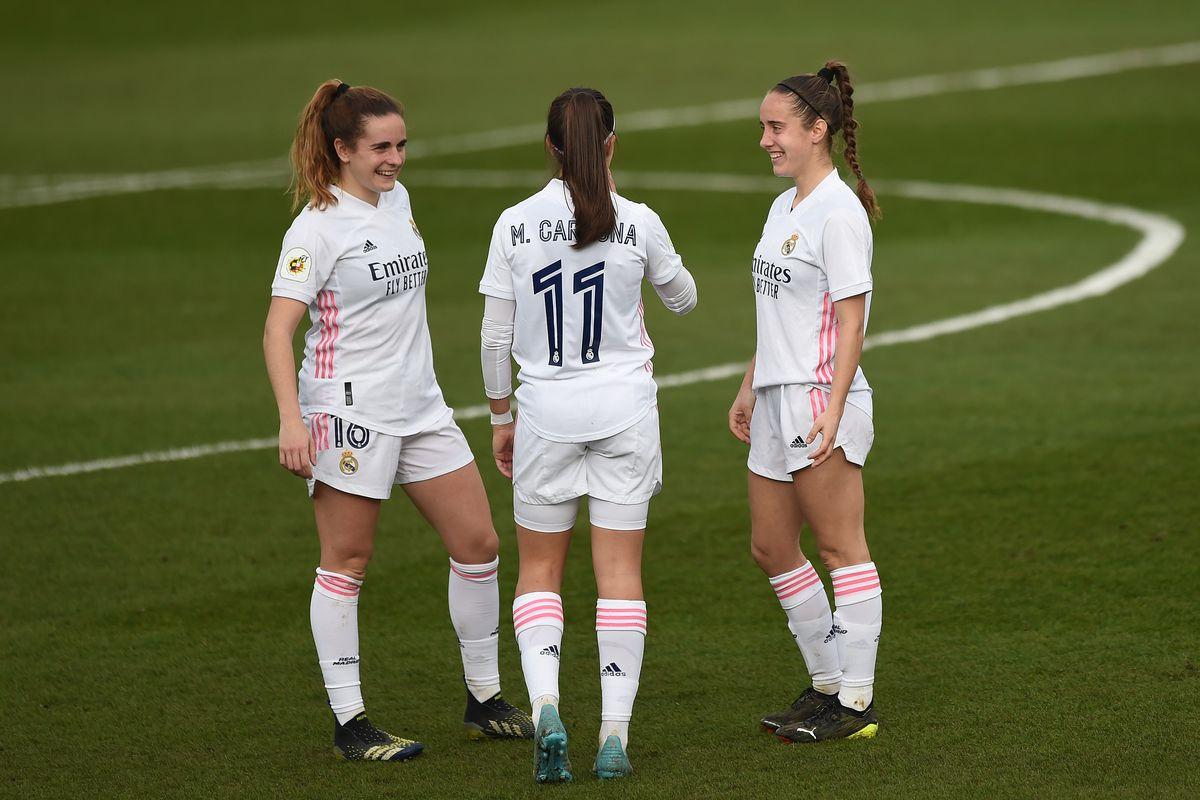Real Madrid Women v EDF Logrono - Primera Iberdrola