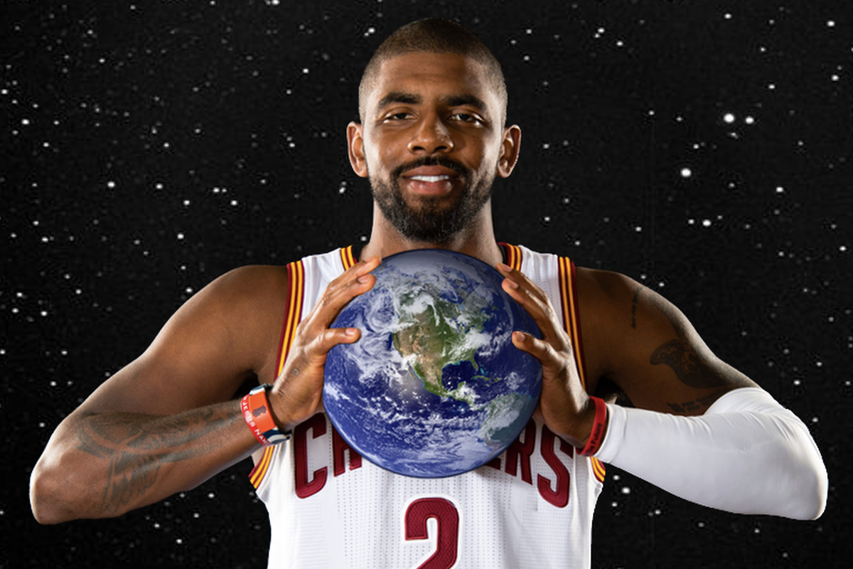 75b188b95 Kyrie Irving reveals he believes the Earth is flat - SBNation.com