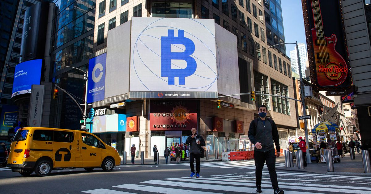 Bitcoin, Coinbase, and how cryptocurrency is going mainstream