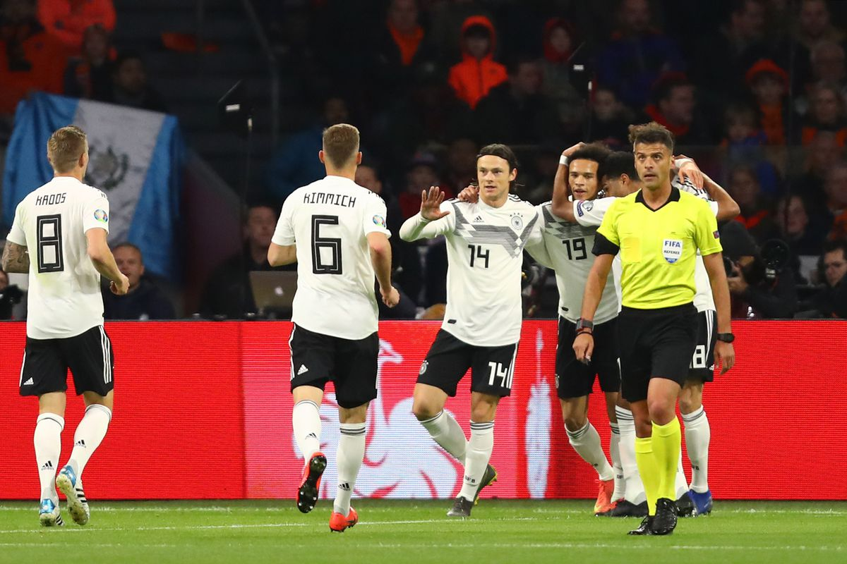 info for 9a3bd 6854f Leroy Sane Becoming Vital for Germany - Bitter and Blue