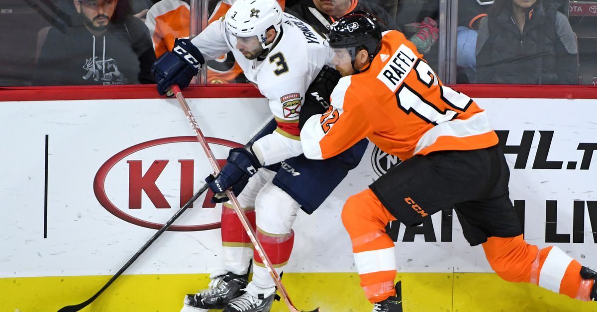 Flyers Vs Panthers Preview Lineups Start Time Tv Coverage And