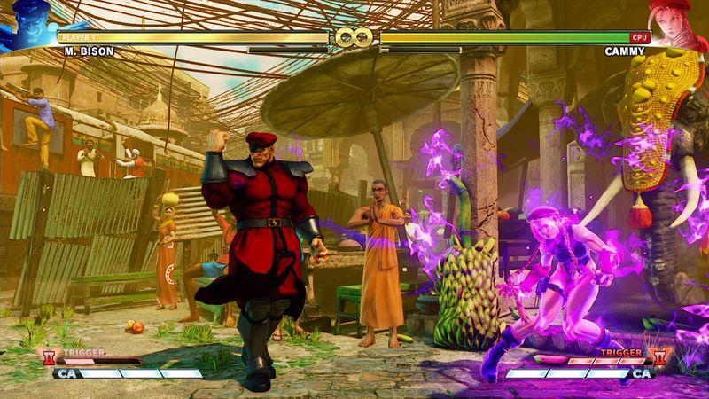 Street Fighter V — shoryuken