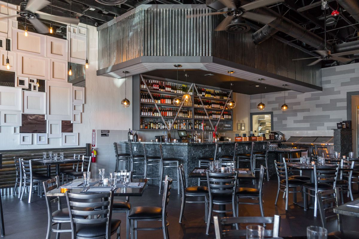 your first look inside the black sheep - eater vegas