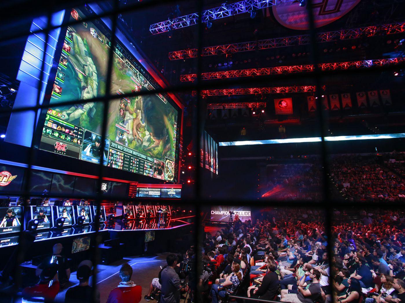 League of Legends casters boycotting Shanghai event over