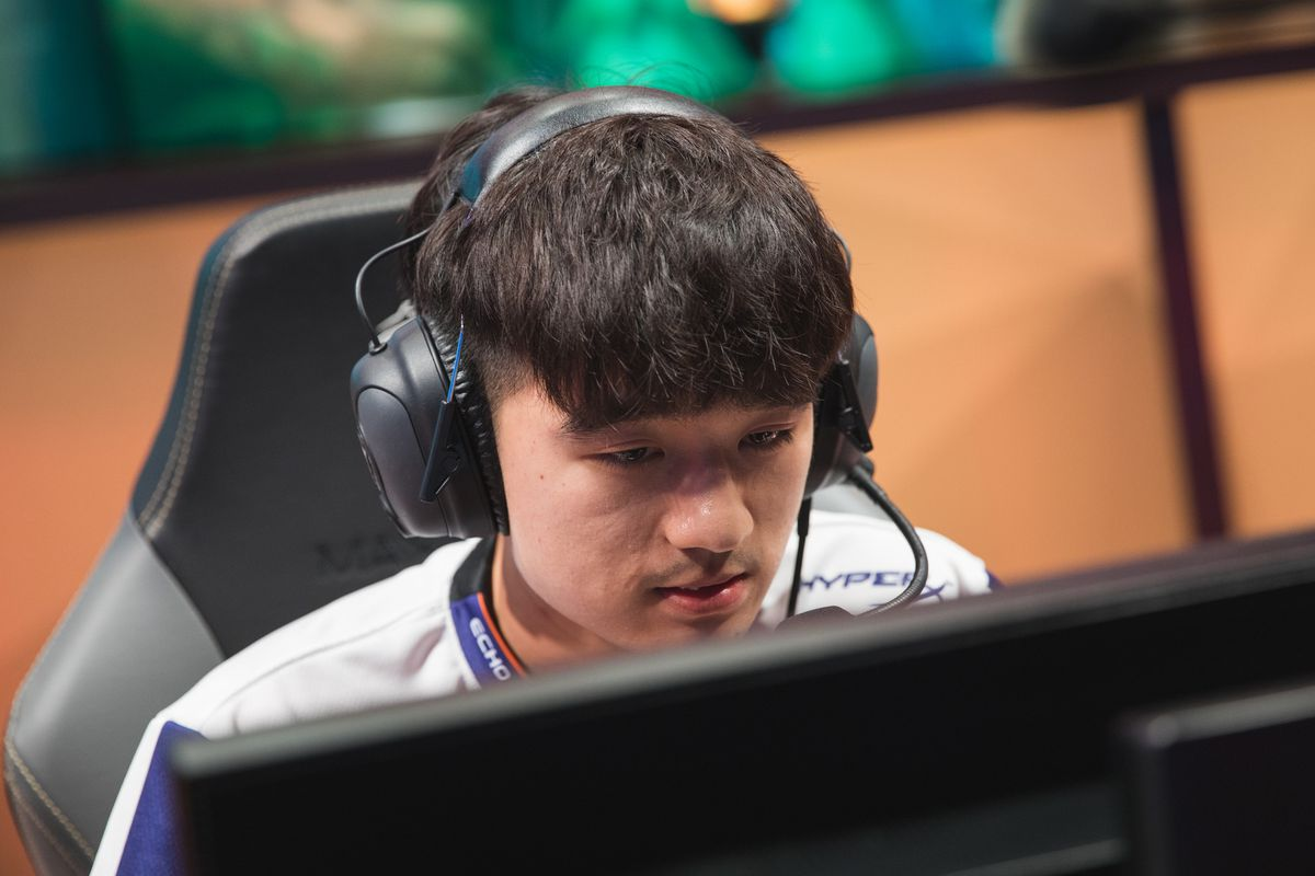 Andy Ta (born ) better known as Smoothie, is a Canadian League of Legends player who plays support for Team SoloMid of the North American League of Legends Championship Series (NA LCS).