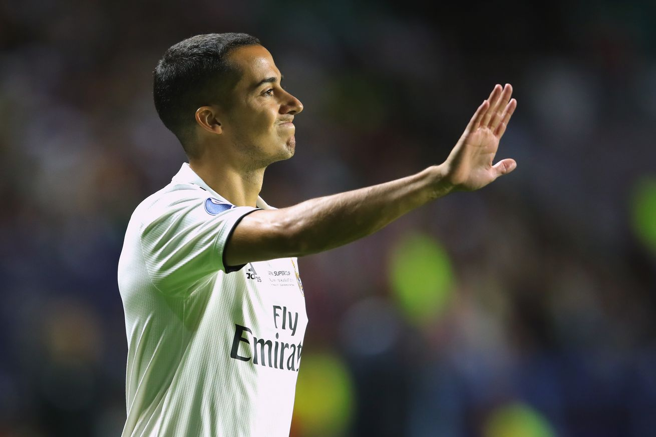 Real Madrid Showed Worrying Signs But It?s Not Time to Push the Panic Button Just Yet