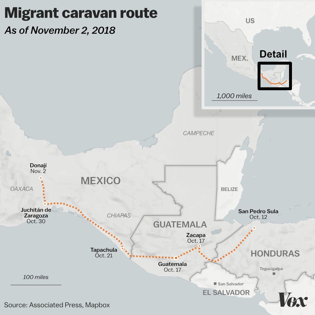 Caravan news: Border Patrol already asking all migrants if they're