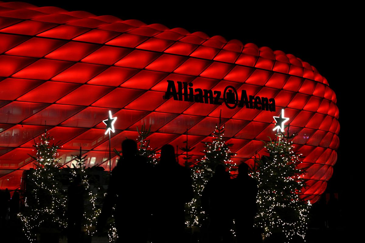 Fc Bayern Wünscht Frohe Weihnachten.Daily Schmankerl Christmas Day Edition We Like Last Christmas