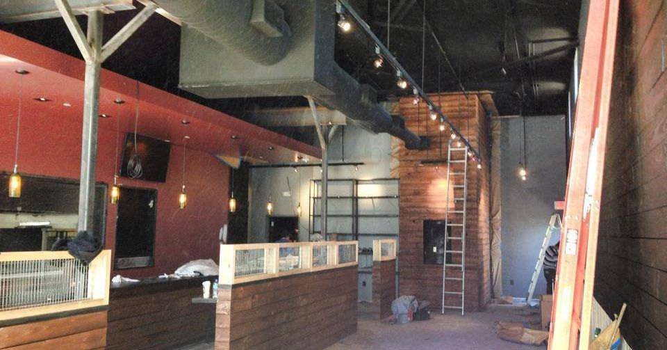 Updated Montrose Max S Wine Dive Is Closer To Completion