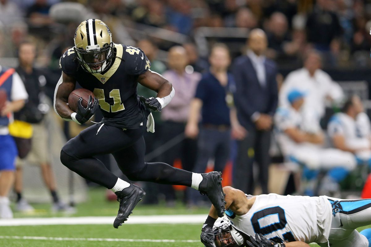 New Orleans' Kamara ruled out with concussion