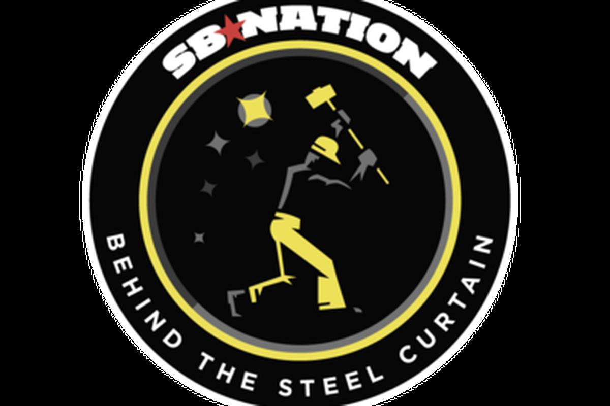 SB Nation United Behind the Steel Curtain logo