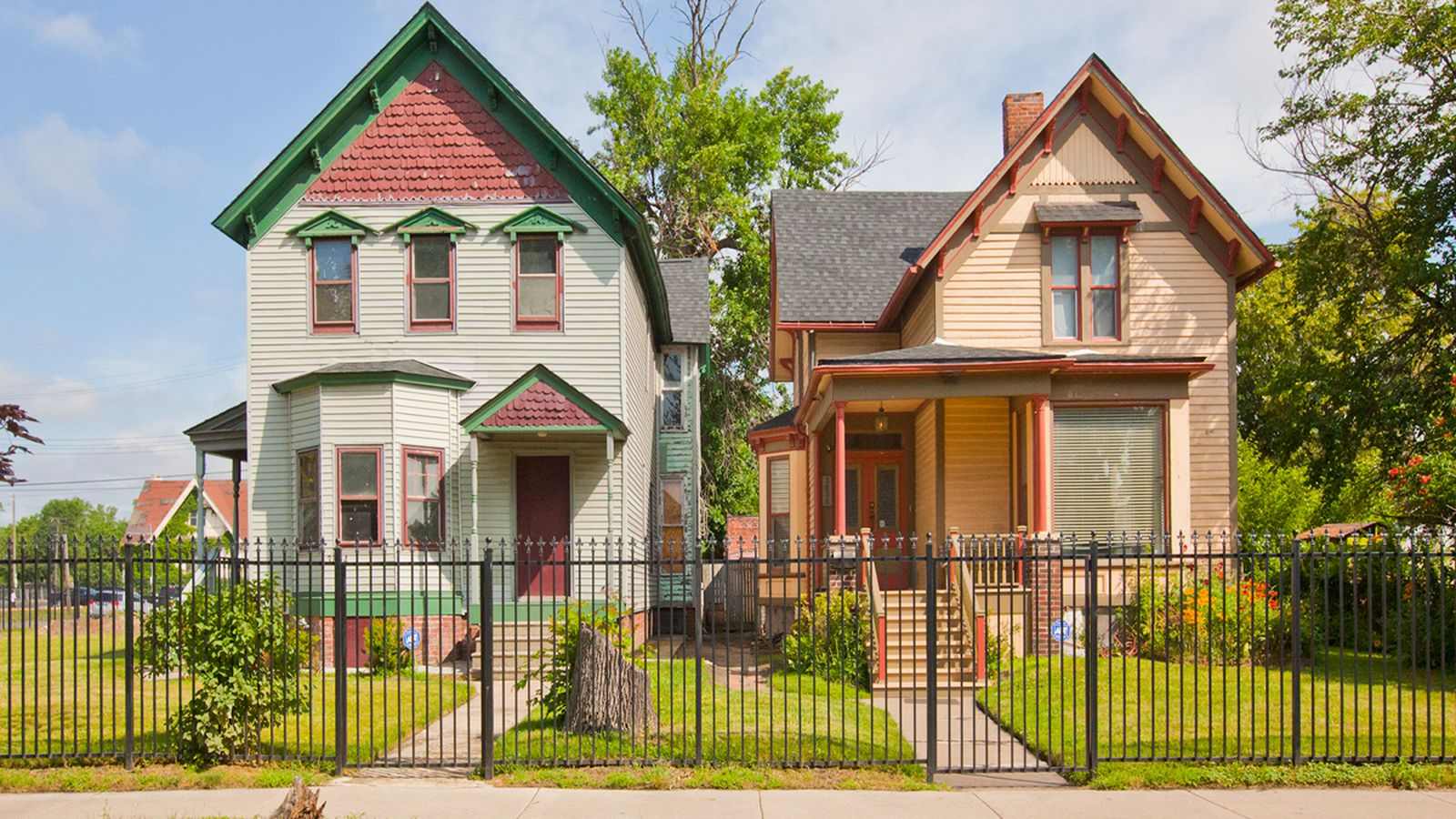 2 hubbard farms fixer uppers list for 335k curbed detroit. Black Bedroom Furniture Sets. Home Design Ideas