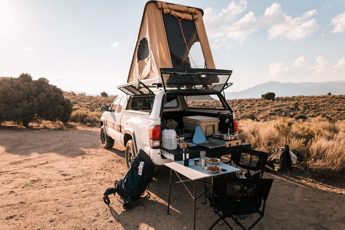 Camping Truck Pictures