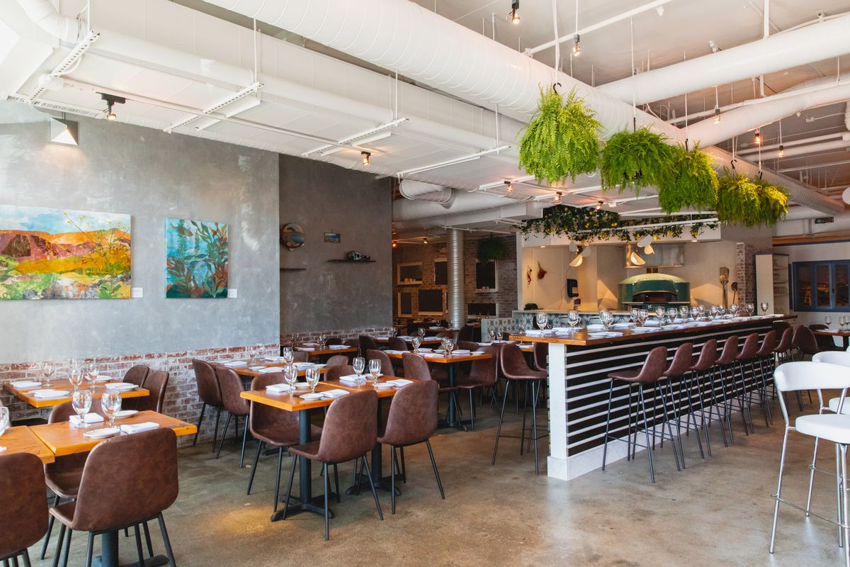 Italian Restaurant Brings A Slice Of Naples To North Park