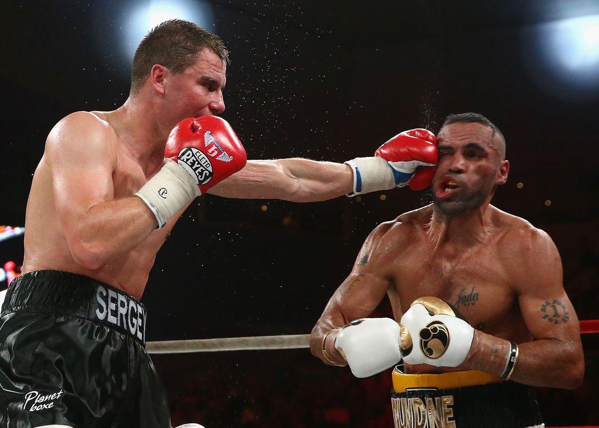 WBC Silver Light Middleweight Title: Sergey Rabchenko v Anthony Mundine