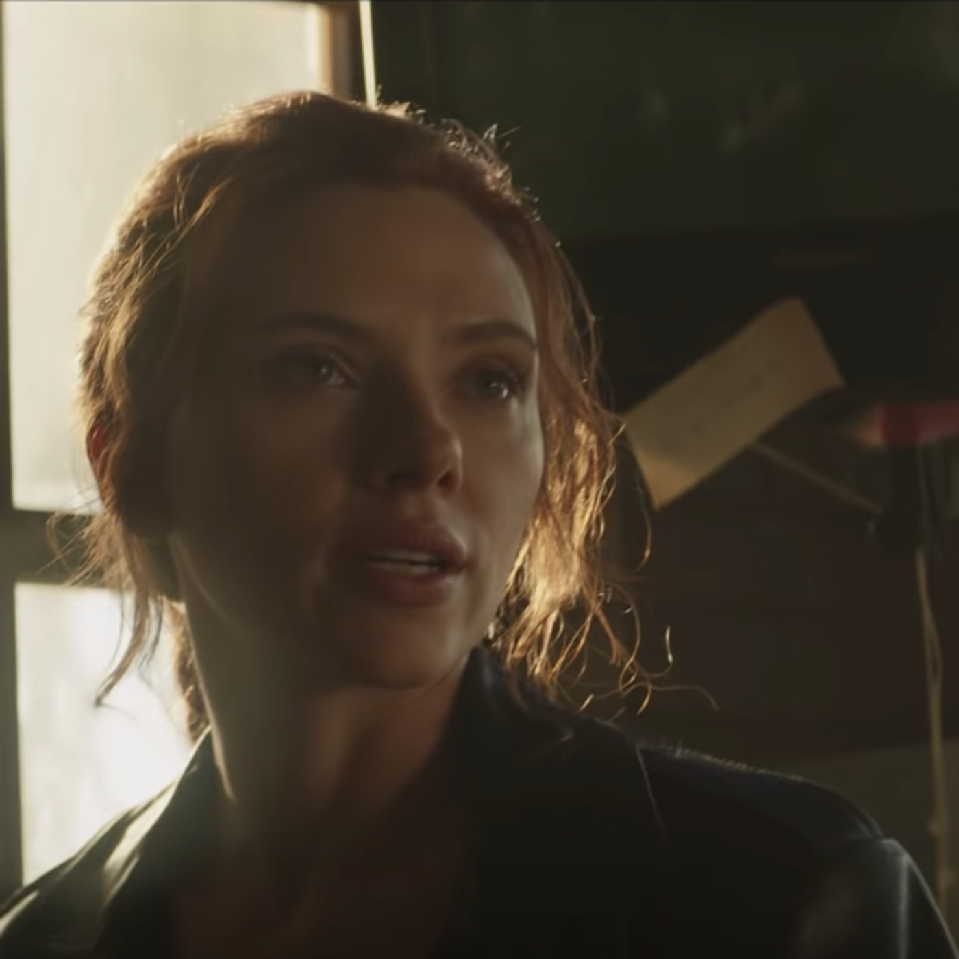 New Black Widow Trailer Introduces A New Enemy Taskmaster