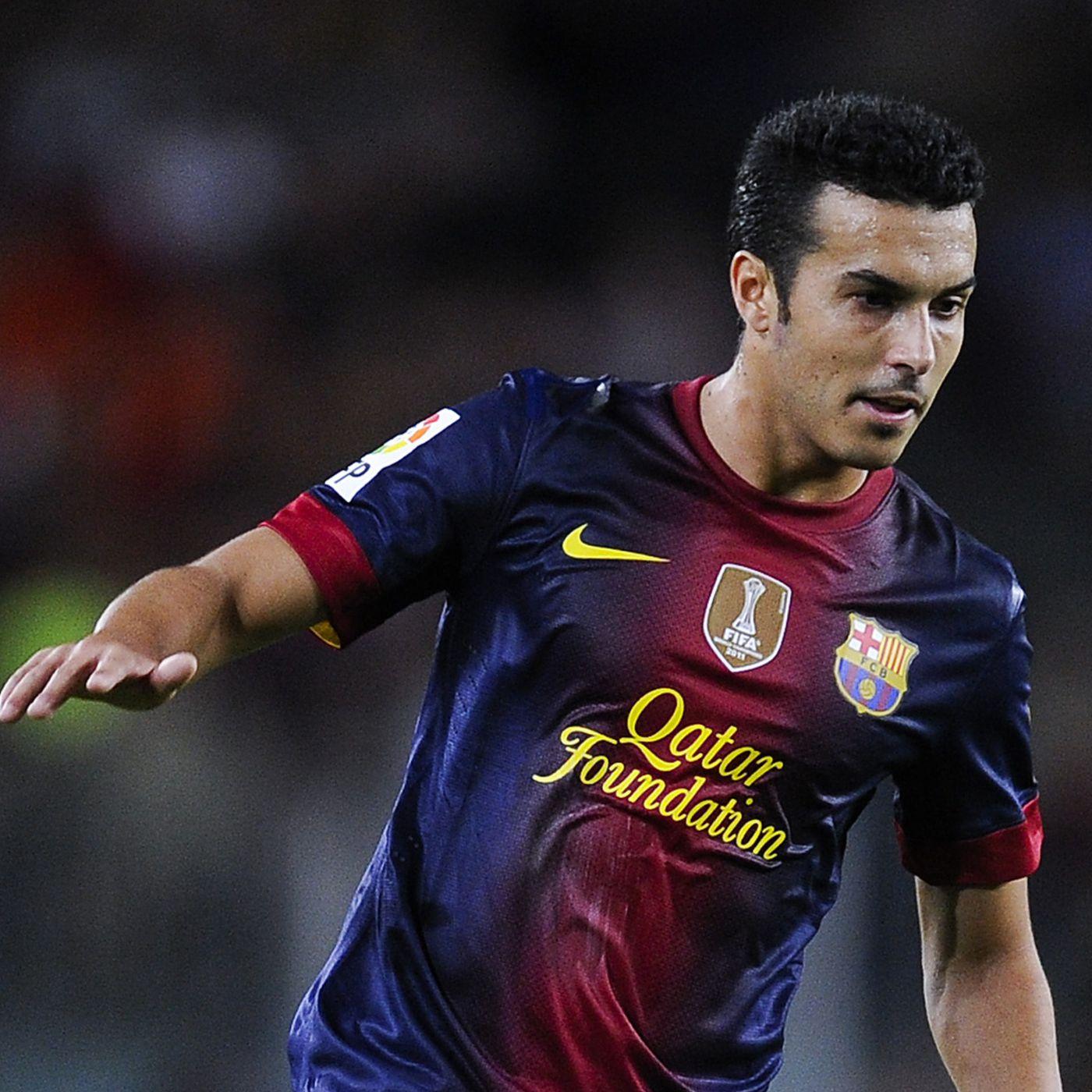 888a757fd05 FC Barcelona 2012/13 Season in Review: Pedro - Barca Blaugranes