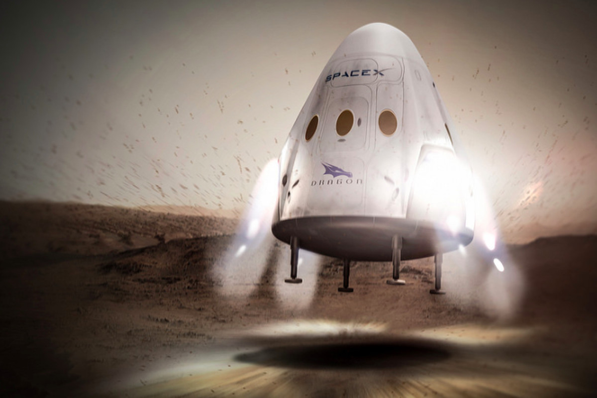 photo spacex