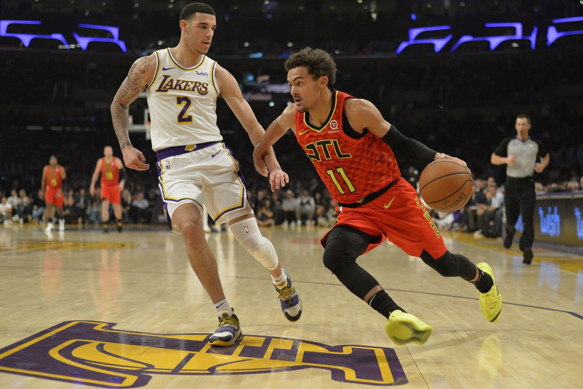 Hawks Suffer Close Fought Loss To Lakers 107 106