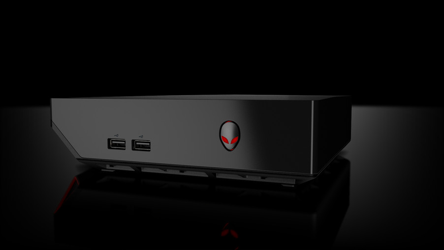 Alienware Alpha Steam Machine Hits This Holiday Season