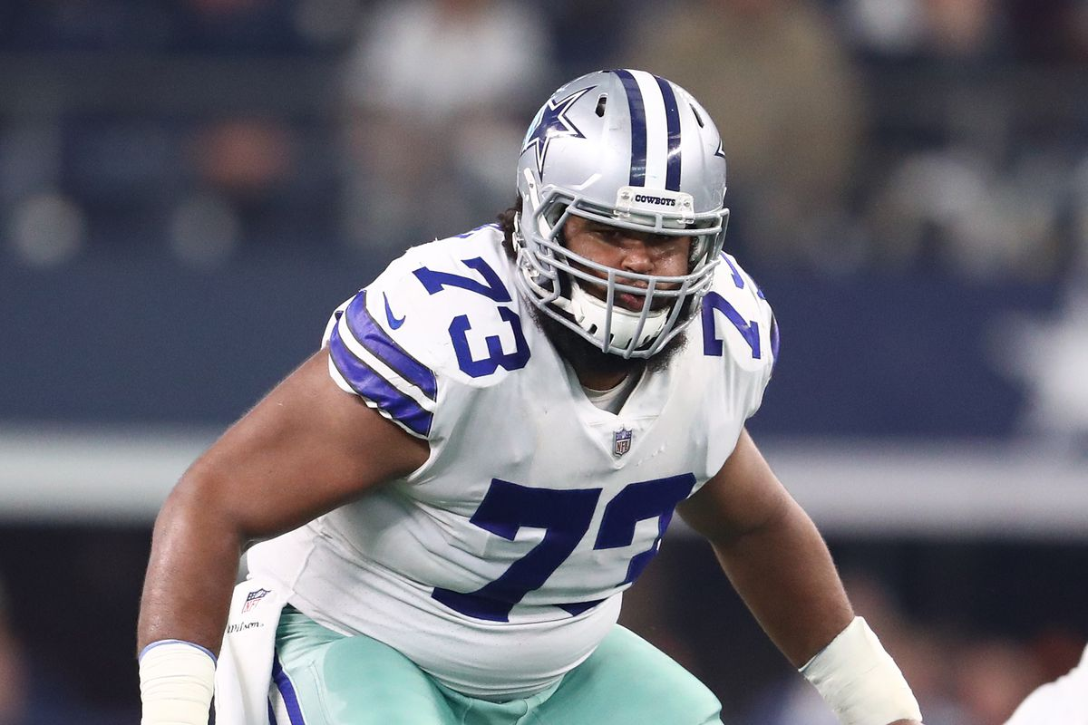 0afc96731d1 Report: Cowboys plan on picking up Joe Looney's option even as Travis  Frederick returns to health - Blogging The Boys