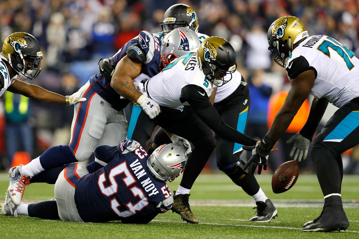 4ab39c51 Free agency: Should the Patriots be interested when the Jaguars ...