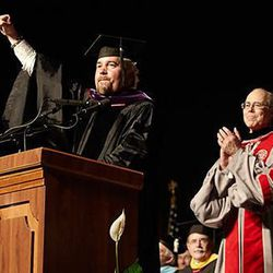 """<a href=""""http://eater.com/archives/2012/12/21/well-yeah-guy-fieri-got-an-honorary-doctorate-from-unlv.php"""">Guy Fieri Got an Honorary Doctorate From UNLV</a>"""