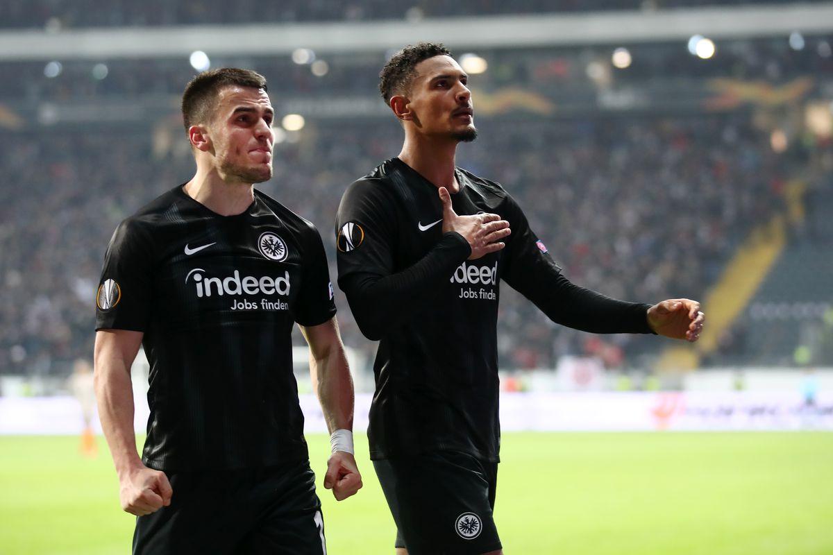 Eintracht Frankfurt v Shakhtar Donetsk - UEFA Europa League Round of 32: Second Leg