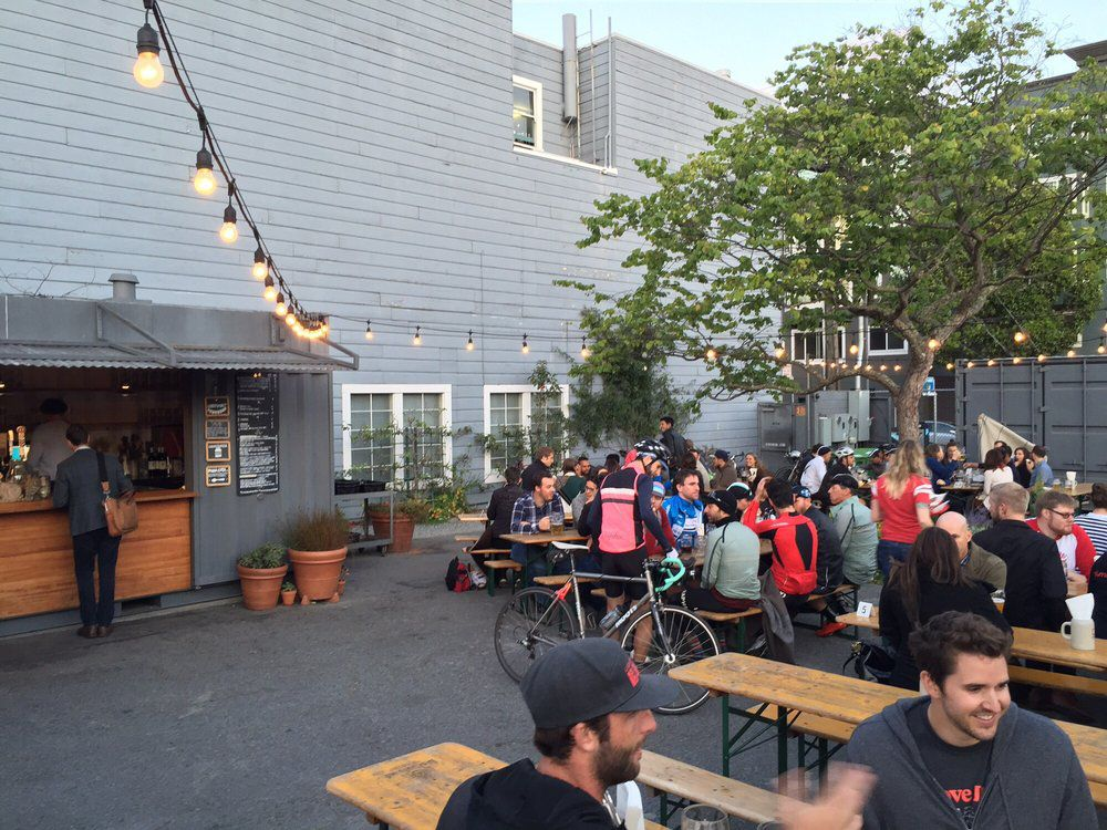 32 Great Places To Eat And Drink Outside In San Francisco