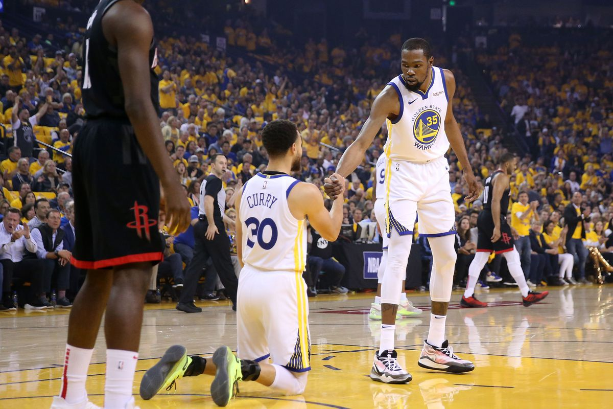 Warriors news: Steph Curry and Kevin Durant make All-NBA teams