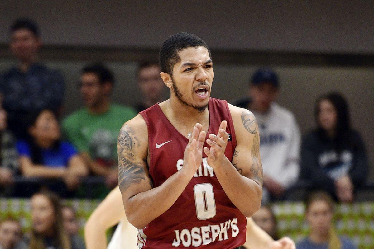 NCAA Basketball: St. Joseph at Villanova