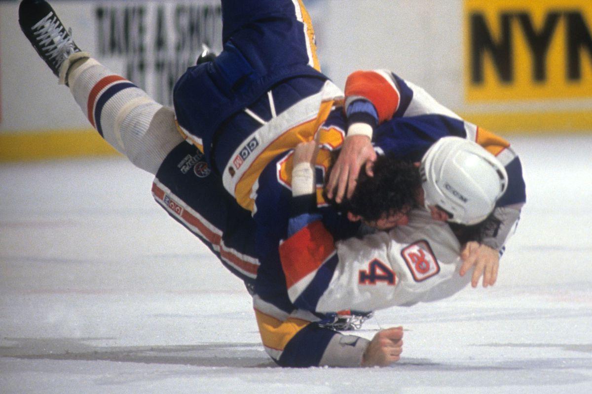 St. Louis Blues v New York Islanders