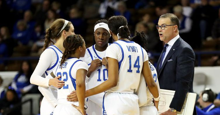 UK women suffer ugly home loss to Ole Miss - A Sea Of Blue