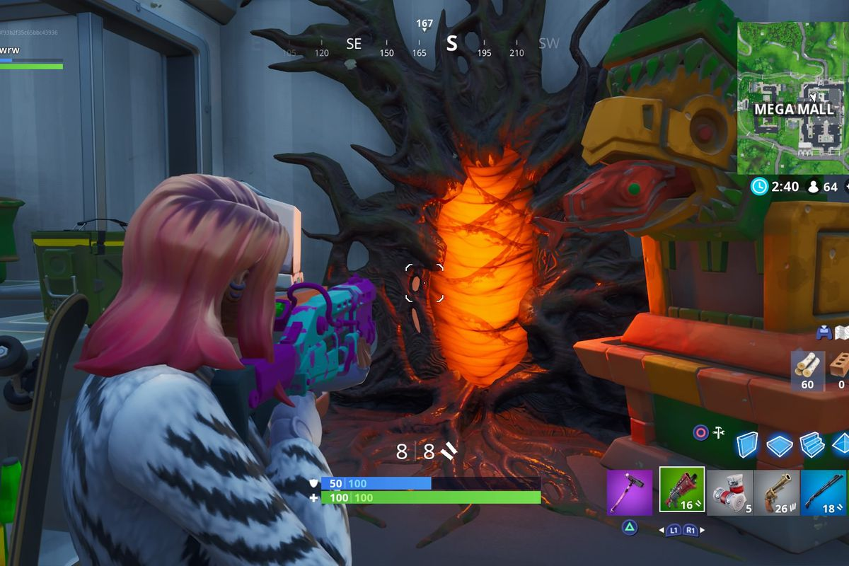 Stranger Things Portals Are Popping Up In Fortnite The Verge