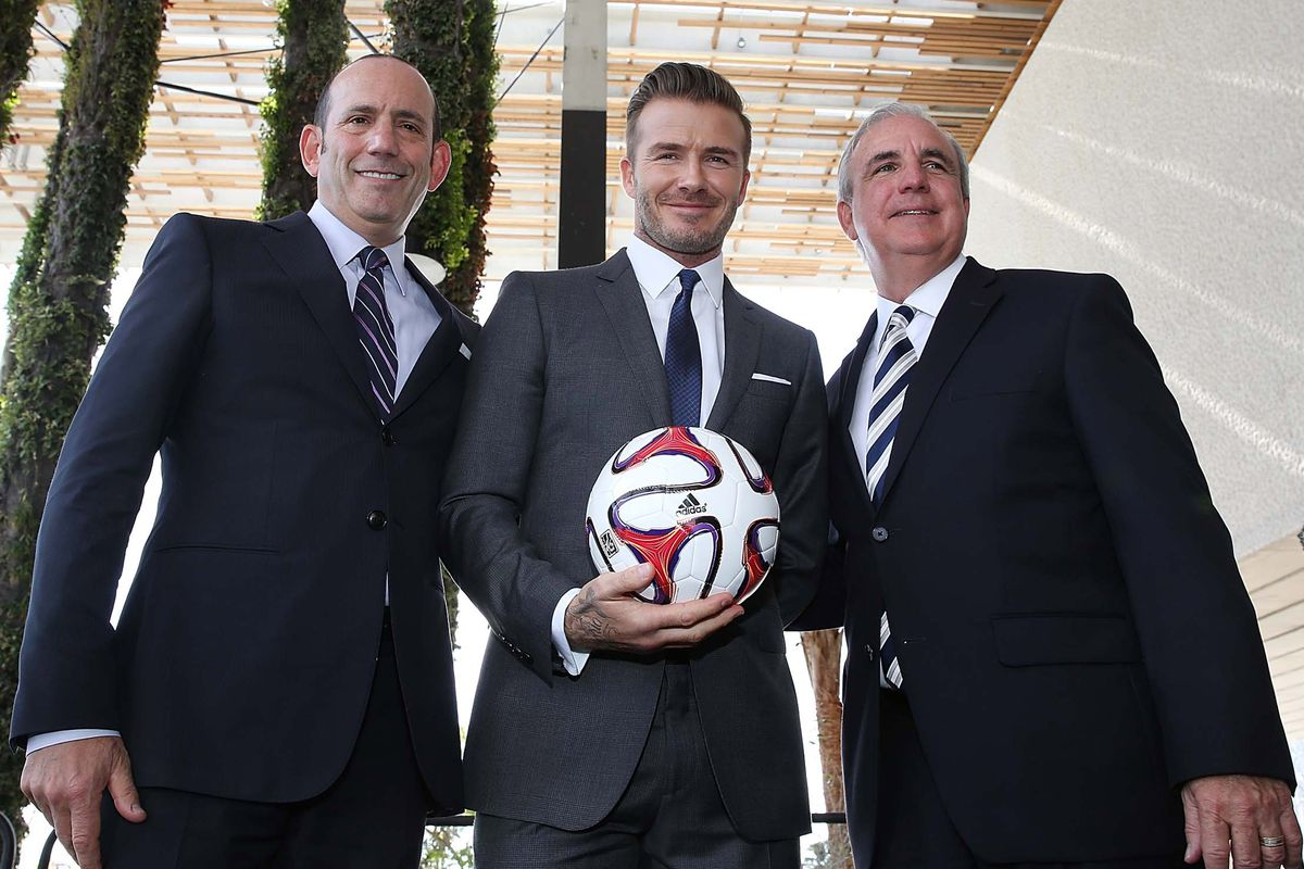 The dream is alive and well for Miami Beckham United.