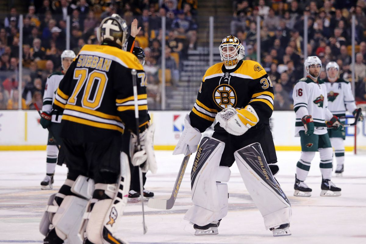 Fresh Links Malcolm Subban Zane Mcintyre Offers Due At 5 Pm