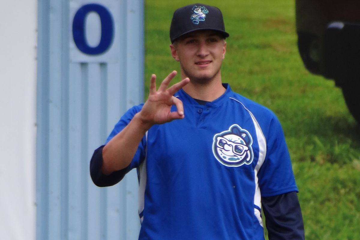 Pitcher Ryan Castellani is ready to lead Asheville to their third ring in four years.