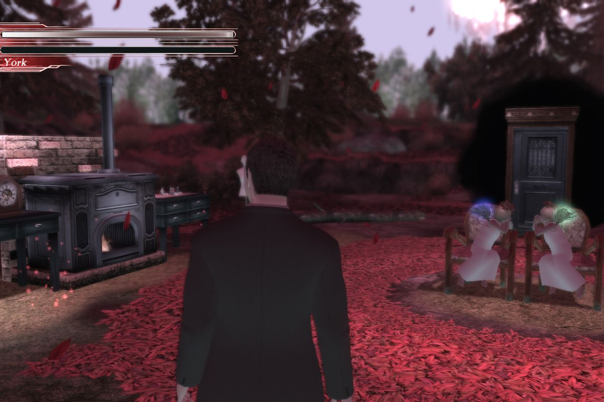 Deadly Premonition PC version modded to add display options