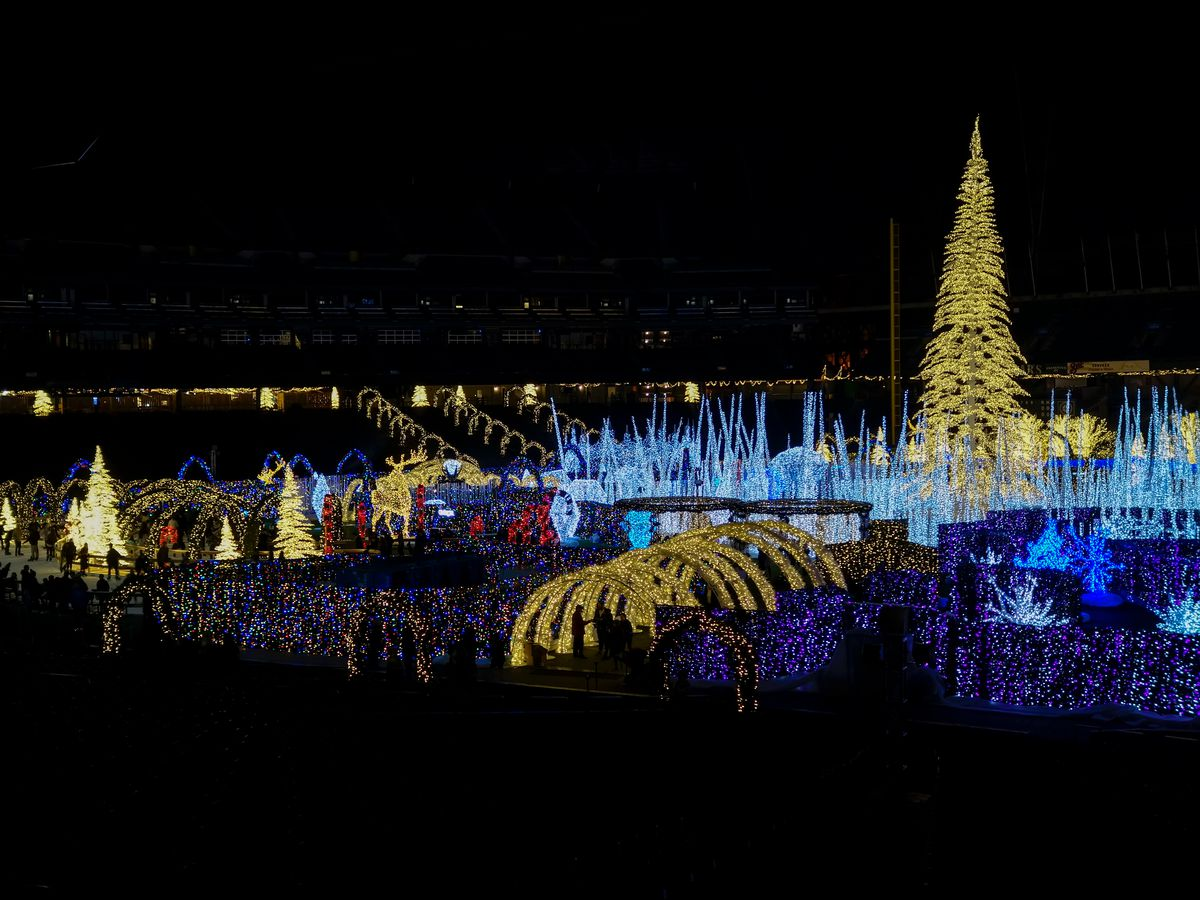 Where To See Holiday Lights In And Around Seattle Curbed