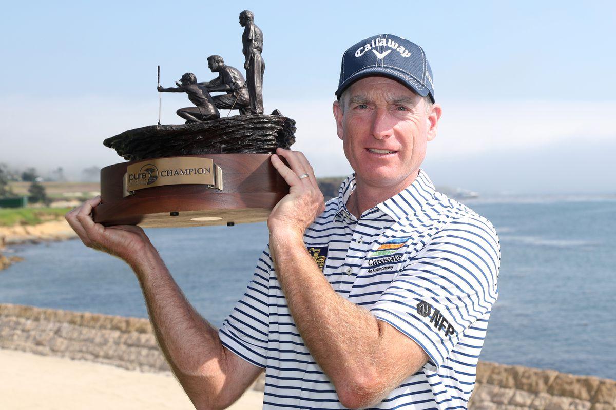 jim-furyk-pga-tour-champions-pure-first-pebble-beach-arizona-wildcats-victory-trophy-2020