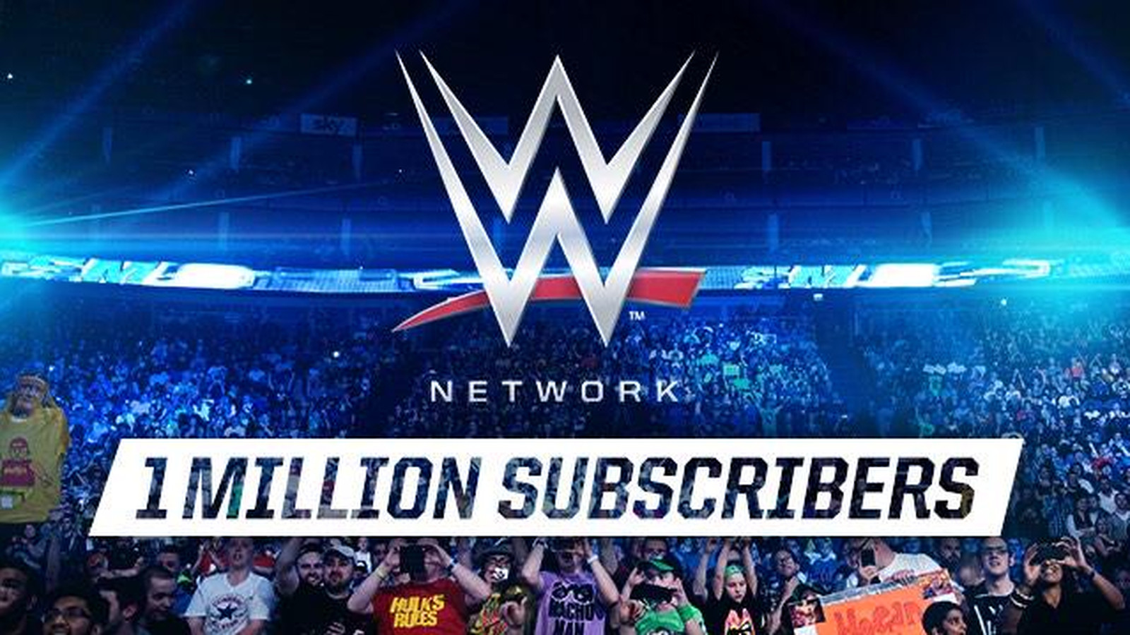 Wwe announces 2q14 earnings wwe network subscriptions youtube - Wwe Network Averages Over One Million Paid Subscribers In Second Quarter Cageside Seats