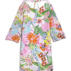'Nosie Posey' dress, $38, 2-18, 14W-26W (online only)