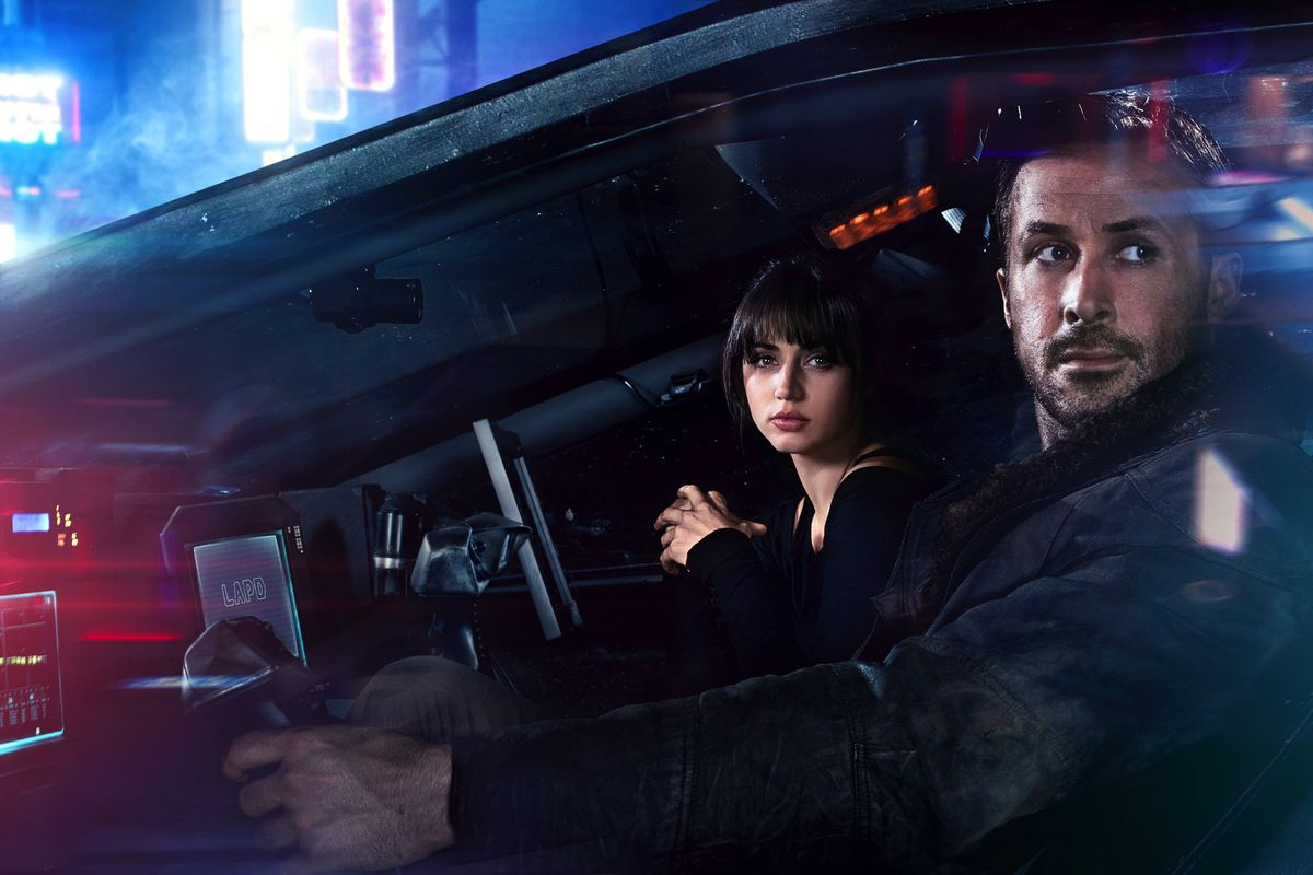 Blade Runner 2049 looks like a careful extension of Ridley Scott's vision -  The Verge