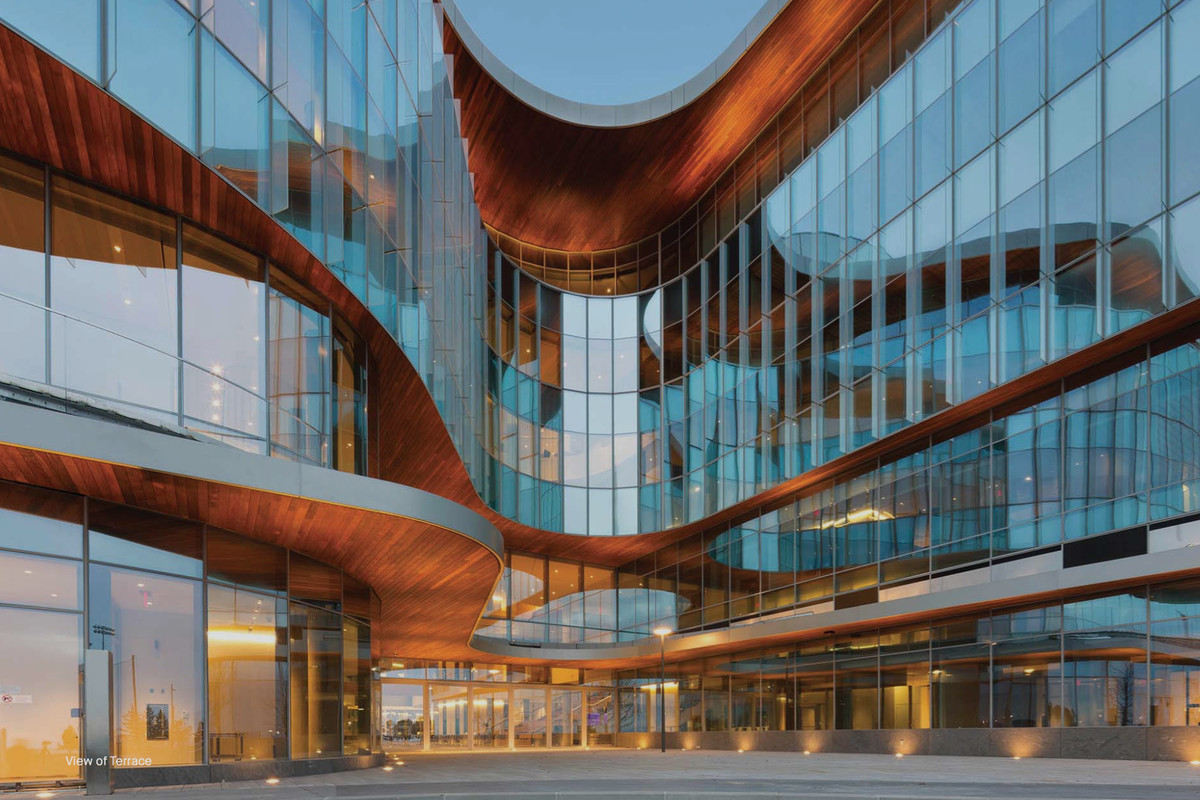 Northwestern Opens New Kellogg Global Hub At Its Evanston