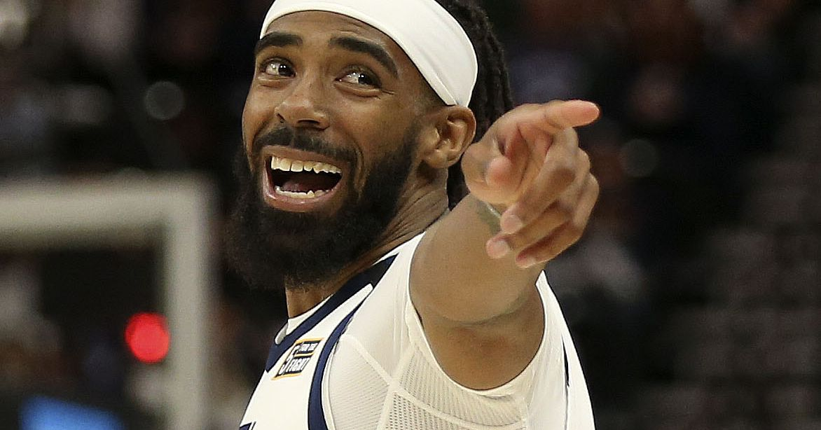 Utah Jazz: Mike Conley to participate in first-ever NBA...