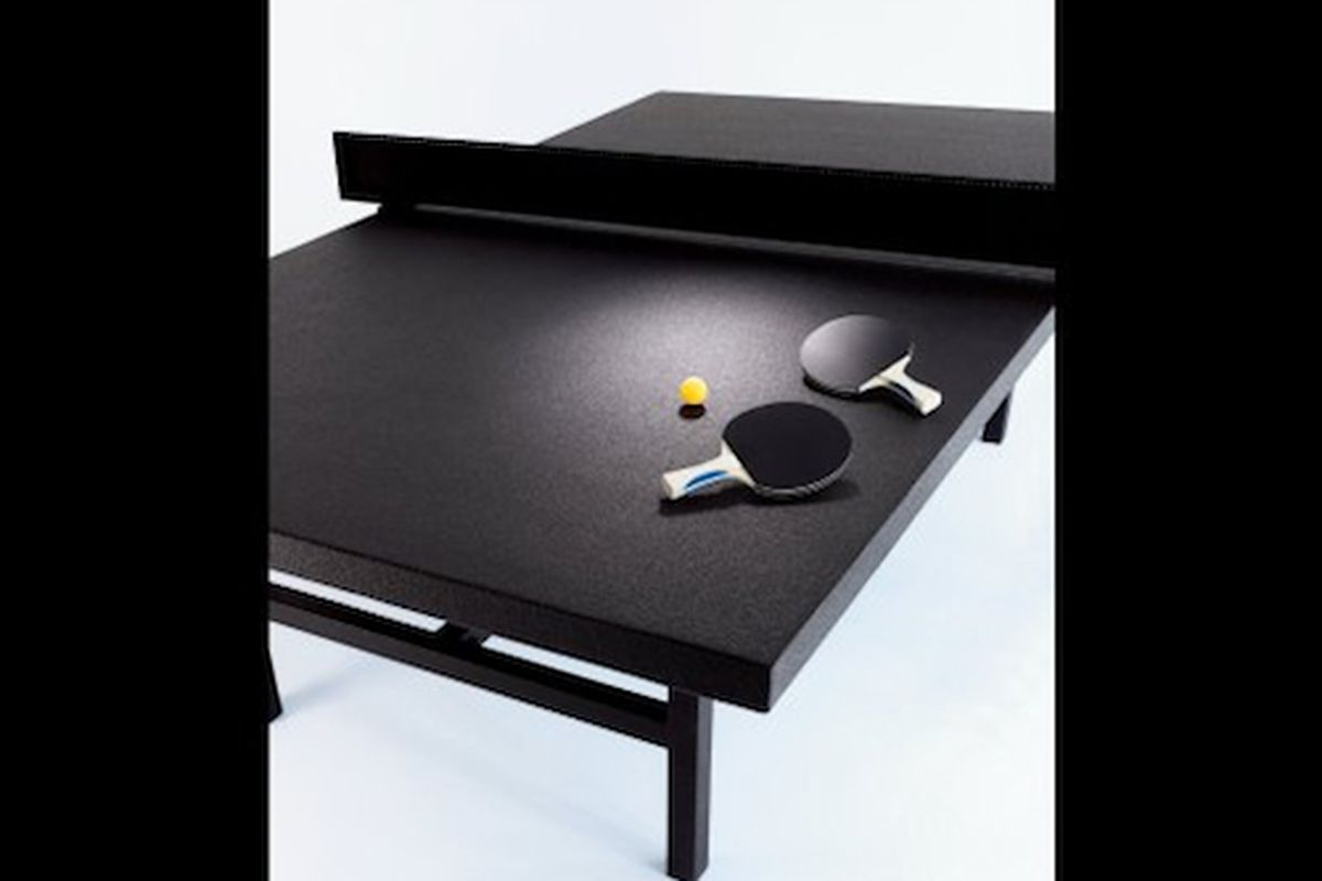 """Doesn't everyone need a $45k ping pong table? Image via <a href=""""http://www.stylelist.com/2011/10/19/neiman-marcus-christmas-book_n_1020568.html"""">Styleist</a>"""