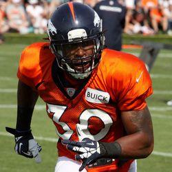 Broncos safety David Bruton