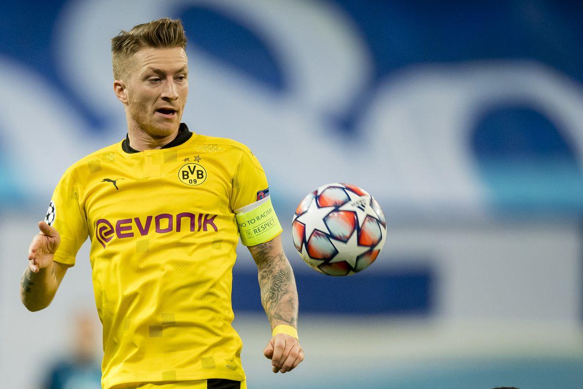 Zenit St. Petersburg v Borussia Dortmund: Group F - UEFA Champions League