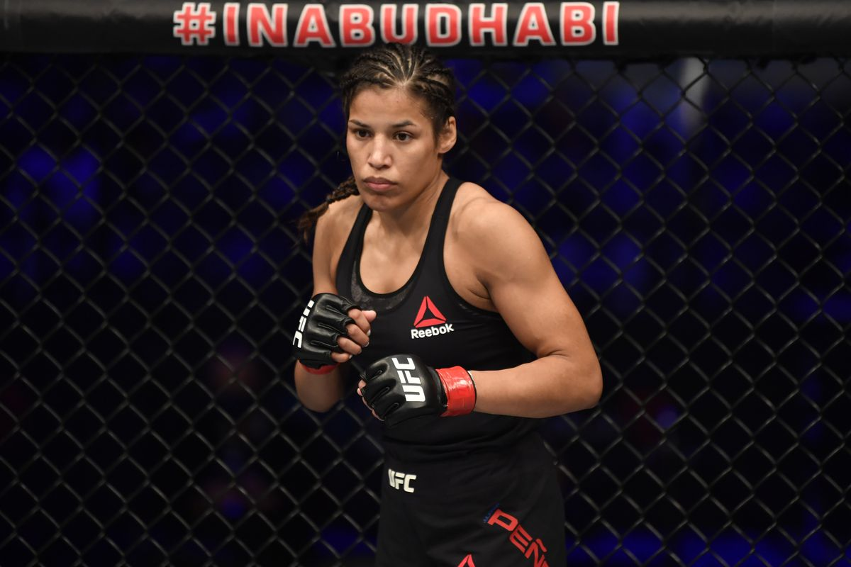I don't get it'; Julianna Peña bemused why Megan Anderson gets to fight Amanda Nunes over her - Bloody Elbow